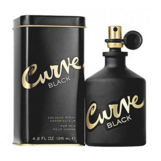 LIZ CLAIBORNE CURVE BLACK EDC FOR MEN