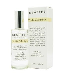 DEMETER VANILLA CAKE BATTER EDC FOR WOMEN
