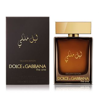 DOLCE & GABBANA D&G THE ONE ROYAL NIGHT EXCLUSIVE EDITION EDP FOR MEN