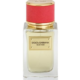 DOLCE & GABBANA D&G VELVET ROSE EDP FOR WOMEN