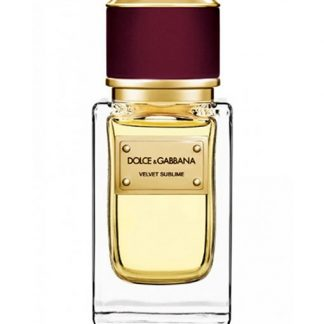 DOLCE & GABBANA D&G VELVET SUBLIME EDP FOR UNISEX