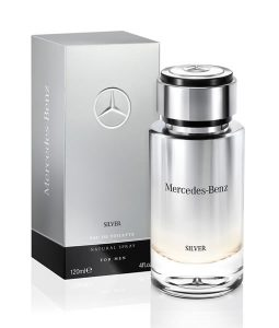 MERCEDES BENZ SILVER EDT FOR MEN
