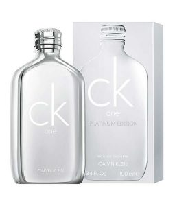 CALVIN KLEIN CK ONE PLATINUM EDITION EDT FOR UNISEX
