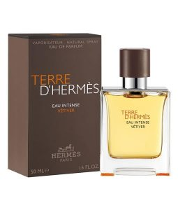HERMES TERRE D'HERMES EAU INTENSE VETIVER EDP FOR MEN