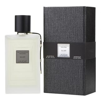 LALIQUE LES COMPOSITIONS PARFUMEES SILVER EDP FOR UNISEX