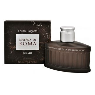 LAURA BIAGIOTTI ESSENZA DI ROMA UOMO EDT FOR MEN