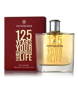 VICTORINOX 125 YEARS YOUR COMPANION FOR LIFE (LIMITED EDITION) EDT FOR MEN