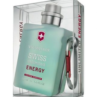 VICTORINOX SWISS UNLIMITED ENERGY COLOGNE SENSATION EDC FOR MEN