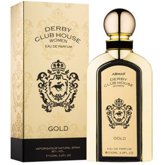 ARMAF DERBY CLUB HOUSE GOLD EDP FOR WOMEN