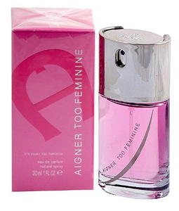 [SNIFFIT] ETIENNE AIGNER TOO FEMININE EDP FOR WOMEN