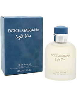 [SNIFFIT] DOLCE & GABBANA D&G LIGHT BLUE EDT FOR MEN