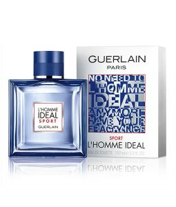 GUERLAIN L'HOMME IDEAL SPORT EDT FOR MEN