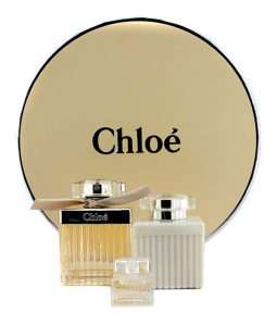 CHLOE EDP COFFRET 3 PCS GIFT SET FOR WOMEN