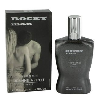 JEANNE ARTHES ROCKY MAN EDT FOR MEN