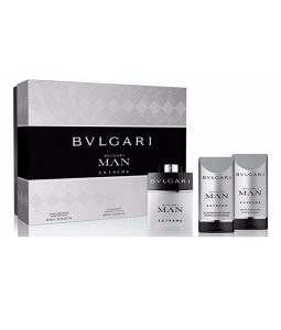 BVLGARI MAN EXTREME 3 PCS GIFT SET FOR MEN