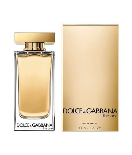 DOLCE & GABBANA D&G THE ONE EDT FOR WOMEN