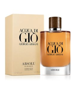 GIORGIO ARMANI ACQUA DI GIO ABSOLU EDP FOR MEN
