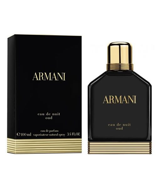 GIORGIO ARMANI ARMANI EAU DE NUIT OUD EDP FOR MEN