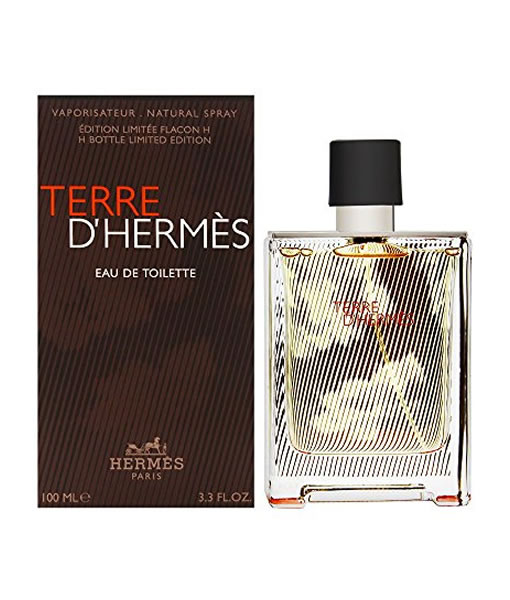 HERMES TERRE D'HERMES H BOTTLE 2018 LIMITED EDITION EDT FOR MEN