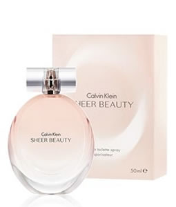 [SNIFFIT] CALVIN KLEIN SHEER BEAUTY EDT FOR WOMEN