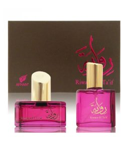 AFNAN RIWAYAT EL TA'IF 2 PCS GIFT SET FOR WOMEN