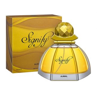 AJMAL SIGNIFY EDP FOR WOMEN
