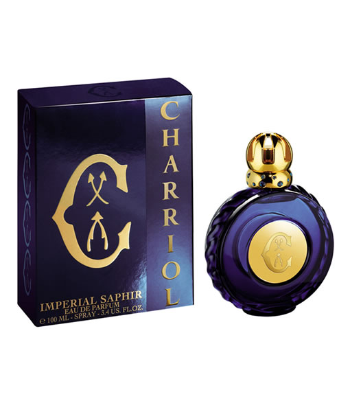 CHARRIOL IMPERIAL SAPHIR EDP FOR WOMEN