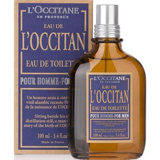 L'OCCITANE EAU DE L'OCCITAN POUR HOMME EDT FOR MEN