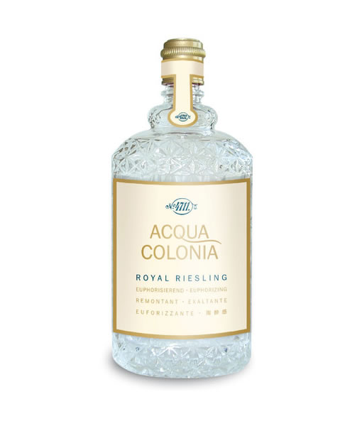 MAURER & WIRTZ 4711 ACQUA COLONIA ROYAL RIESLING EDC FOR UNISEX