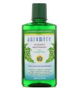 AUROMERE, AYURVEDIC MOUTHWASH, 16 OZ / 473ml