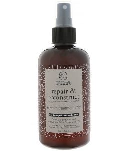 BCL, BE CARE LOVE, NATURALS, REPAIR & RECONSTRUCT, LEAVE-IN TREATMENT MIST, 9 OZ / 265ml