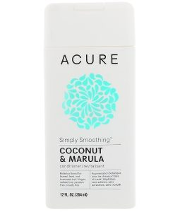 ACURE, SIMPLY SMOOTHING CONDITIONER, COCONUT & MARULA, 12 FL OZ / 354ml