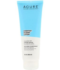 ACURE, EVERYDAY ECZEMA LOTION, 8 FL OZ / 236.5ml
