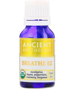ANCIENT APOTHECARY, BREATHE EZ, .5 OZ / 15ml