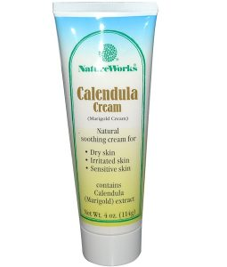 ABKIT, NATUREWORKS, CALENDULA CREAM, 4 OZ / 114g