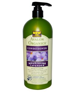 AVALON ORGANICS, CONDITIONER, NOURISHING, LAVENDER, 32 OZ / 907g