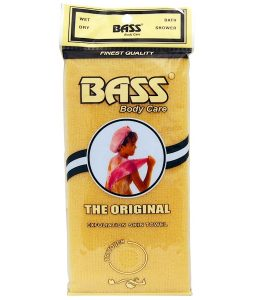 BASS BRUSHES, BODY CARE, THE ORIGINAL EXFOLIATION SKIN TOWEL, 1 SKIN TOWEL