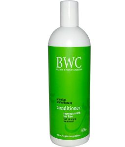 BEAUTY WITHOUT CRUELTY, CONDITIONER, ROSEMARY MINT TEA TREE, 16 FL OZ / 473ml