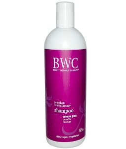 BEAUTY WITHOUT CRUELTY, SHAMPOO, VOLUME PLUS, 16 FL OZ / 473ml