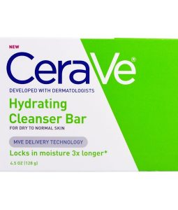 CERAVE, HYDRATING CLEANSER BAR, 4.5 OZ / 128g