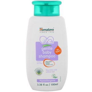 HIMALAYA, GENTLE BABY SHAMPOO, 3.38 FL OZ / 100ml