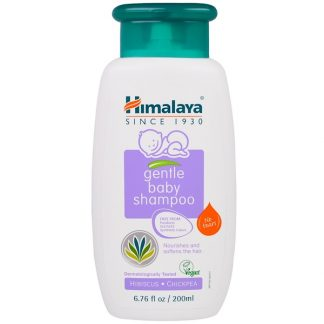 HIMALAYA, GENTLE BABY SHAMPOO, HIBISCUS AND CHICKPEA, 6.76 FL OZ / 200ml