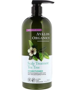 AVALON ORGANICS, SCALP TREATMENT CONDITIONER, TEA TREE, 32 OZ / 907g