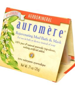 AUROMERE, REJUVENATING MUD BATH & MASK, .71 OZ / 20g
