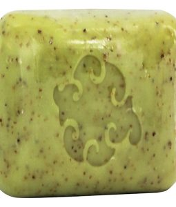 BAUDELAIRE SOAPS, BAR SOAP, SEA LOOFA, 5 OZ / 141g