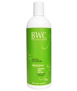 BEAUTY WITHOUT CRUELTY, SHAMPOO, ROSEMARY MINT TEA TREE, 16 FL OZ / 473ml