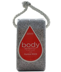 BODY BENEFITS, BY BODY IMAGE, PUMICE STONE, 1 STONE