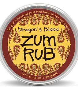 INDIGO WILD, ZUM RUB, DRAGON'S BLOOD, 2.5 OZ / 70g