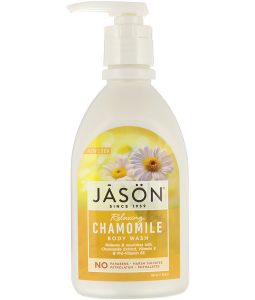 JASON NATURAL, BODY WASH, RELAXING CHAMOMILE, 30 FL OZ / 887ml
