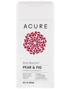 ACURE, BODY BEAUTIFUL CONDITIONER, PEAR & FIG, 12 FL OZ / 354ml